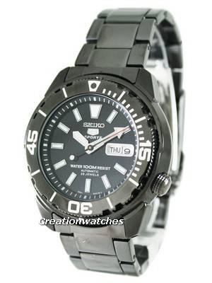 Seiko 5 Sports Automatic SNZE99K1 SNZE99K Mens Watch