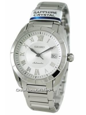 Seiko Automatic Hand Winding Sapphire Japan Made Presage SRP107J1 Men's Watch