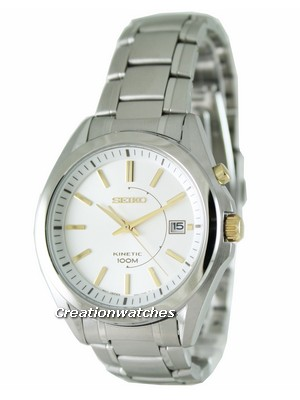 Seiko Kinetic SKA525P1 SKA525P SKA525 Mens Watch