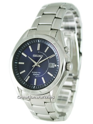 Seiko Kinetic SKA521P1 SKA521P SKA521 Mens Watch