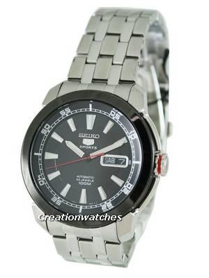 Seiko 5 Sports Automatic SNZH65K1 SNZH65K SNZH65 Mens Watch
