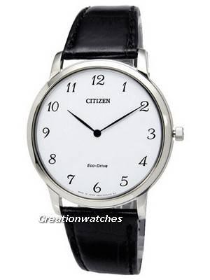 Citizen Eco-Drive Stilleto Super Thin AR1110-11B Mens Watch