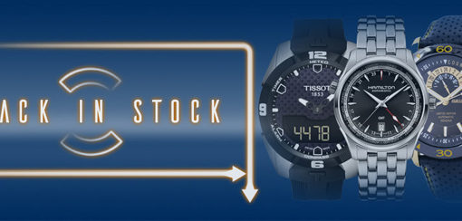Popular Sold Out Watches – Now Back In Stock!!!