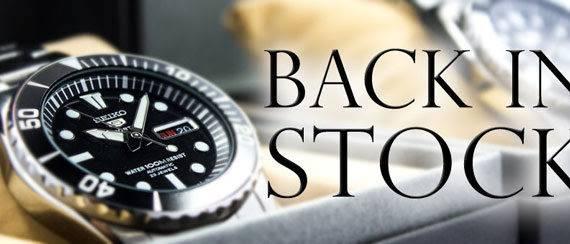 Back-In-Stock