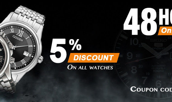 Limited Period Sale On All Watches - Get Anything That Tickles Your Fancy