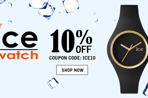 ICE Watches On Sale – Additional 10% discount code inside!!!