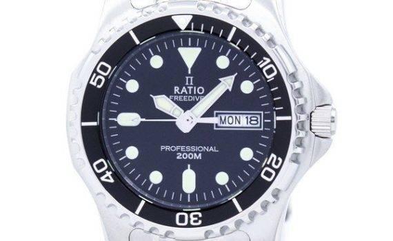 Ratio watches: Striking a perfect balance