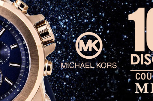 Michael Kors Watches On Sale: Additional 10% discount code inside!!!