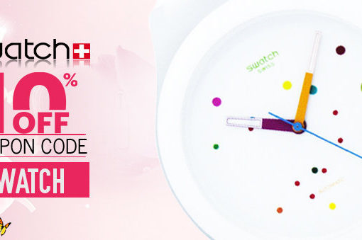 Swatch Watches On Sale – Additional 10% discount code inside!!!