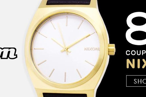 Nixon Watches On Sale – Coupon Code Inside!!