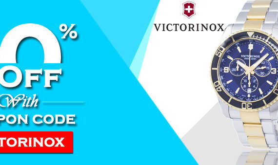 Victorinox Watches On Sale – Discount Coupon Code Inside!!