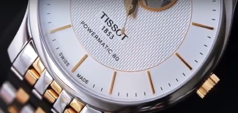 Tissot Powermatic 80: Easy to give into its luxurious temptations